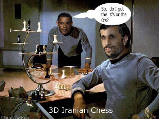 Obama Iranian Chess Is Obama Kicking Iran Nuclear Threat Down The Road?
