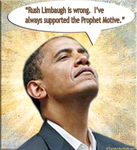 Obama Prophet SC OBlunder exemplified