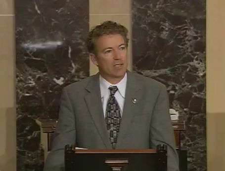 Rand Paul SC Rand Paul: There is a war on Christianity