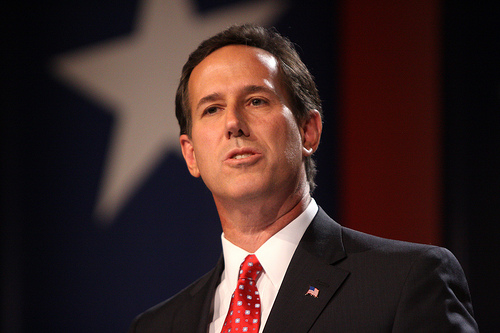 Rick Santorum speech 4 SC Santorum takes up fight against Hagel nomination