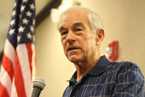 Ron Paul speech 6 SC Ron Paul:Election shows U.S. Far gone