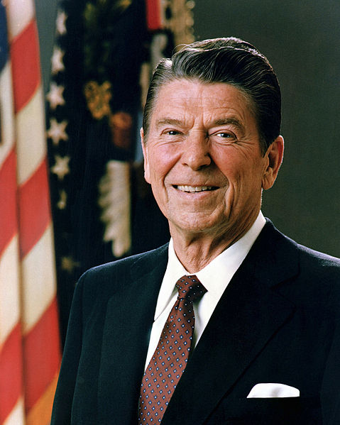 Ronald Reagan Erasing Reagan? The Illiberal War on Truth