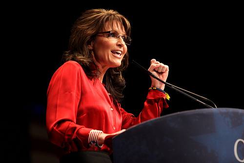 Sarah Palin speaking CPAC 2 SC A Conservatives Call for Palin To Run As A Third Party Candidate