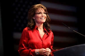 Sarah Palin speaking CPAC SC 300x199 Palin Evens Playing Field in Nebraska GOP Senate Primary