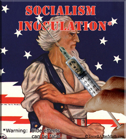 Socialism Inoculation SC Freedom Or Socialism? The Choice Is Still Ours
