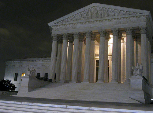 Supreme Court building SC Hobby Lobby contraception appeal denied