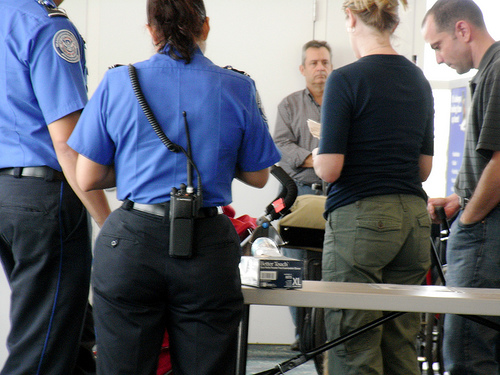 TSA employees SC Has Fear Destroyed America And Her Culture?
