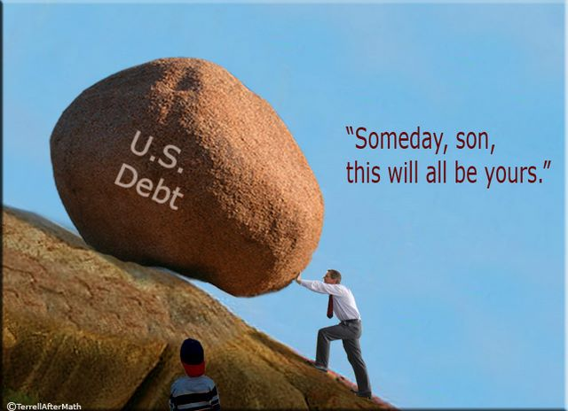 US Debt Father To Son SC Nine Reasons We Need to Solve Our Debt Problems Now