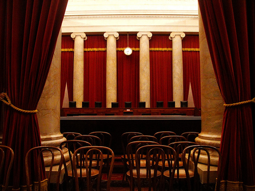 US Supreme Court room SC Supreme Court Breaks up a first rate, election rigging scheme