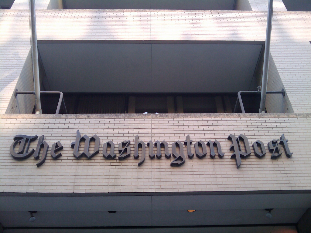 Washington Post Post Finally Digs into Growing Petraeus Scandal