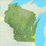 Wisconsin map SC