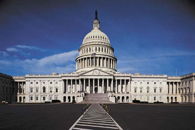 us capitol building SC Senate May Go On Recess Without Passing Cyber Bill