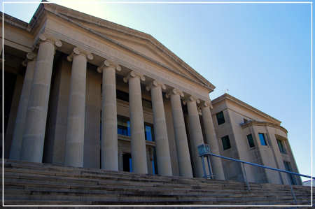 Alabama Supreme Court Building