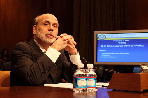 Ben Bernanke 2 SC Why Savings Are Suffering: Fed QE3 Policy Costs Seniors