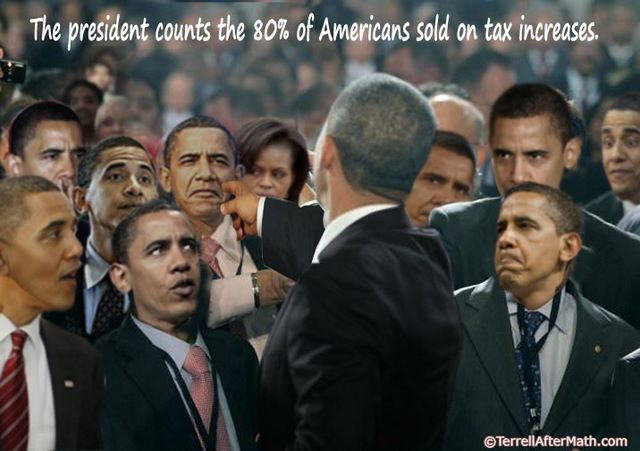 Counting Obamas Sold On Tax Increases SC Obama Tax Hikes On The Rich Would Shrink The Economy, Kill Jobs