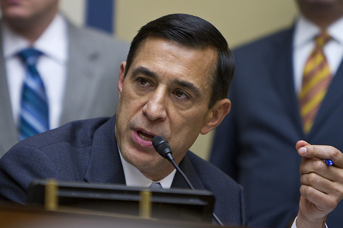 Darrell Issa SC Issa: IRS Targeting of Conservatives Directed by Washington