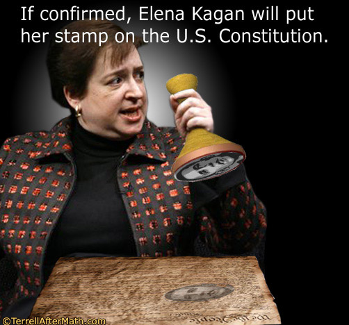 Elena Kagen SC Elena Kagan, The Fox in the Chicken Coop