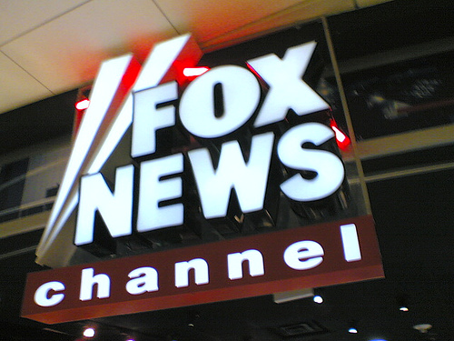 Fox News channel SC Fox News Hires Supporter Of Jeremiah Wright And Derrick Bell
