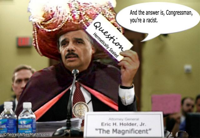 Holder The Magnificent SC Court Rips Holders DOJ For Handling Of Black Panther Case
