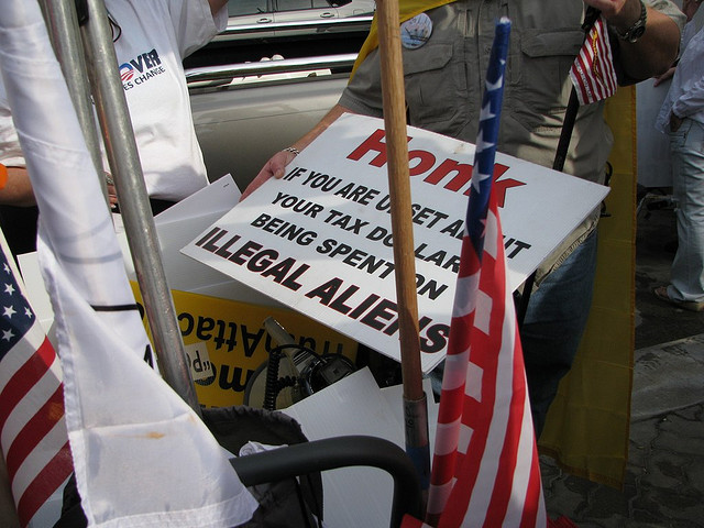 Illigal Aliens SC Hispanic group demands national amnesty for 11 million illegals