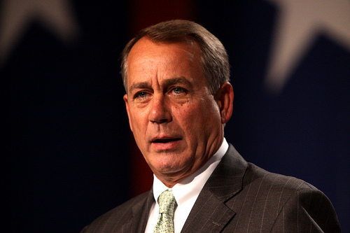 John Boehner 3 SC Republicans are content to be the liberals' lackeys and Judas goats