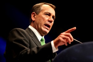 John Boehner SC 300x199 House Passes CISPA, Threatens The Internet
