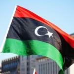 Libya flag SC