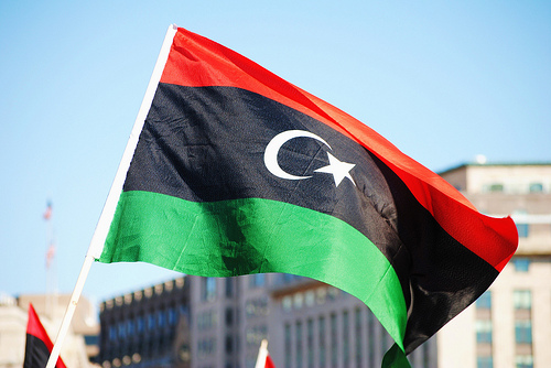 Libya flag SC US Ambassador Killed In Consulate Attack In Libya