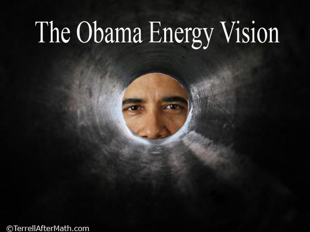 Obama Energy Vision SC Power grab: Obama order coordinates federal oversight of fracking