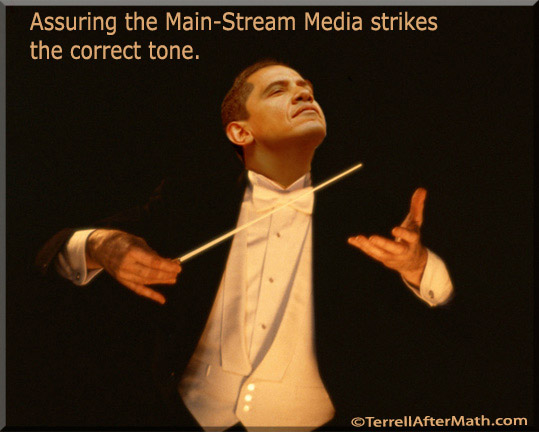 Obama Media Strike Tone SC Media Bias Designed to Save Obama's Presidency