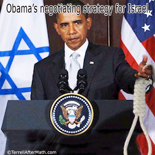 Obama Negotiating Strategy Israel SC Obama Must Convince Israel He is Trustworthy