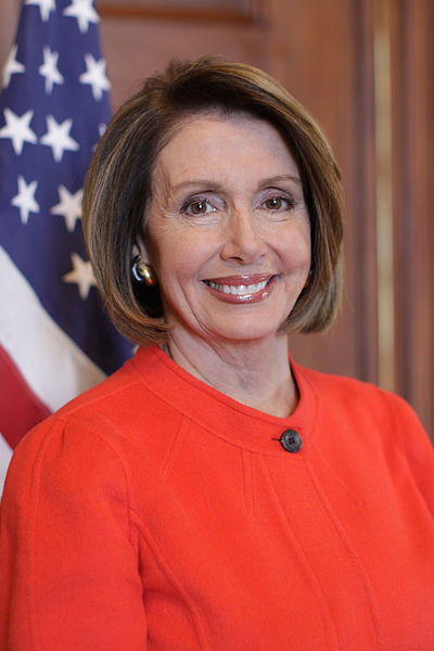 Pelosi Official SC Yes, Nancy Pelosi, We're Serious: On the Constitutionality of Obamacare