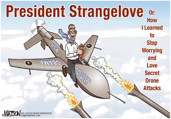 President Strangelove