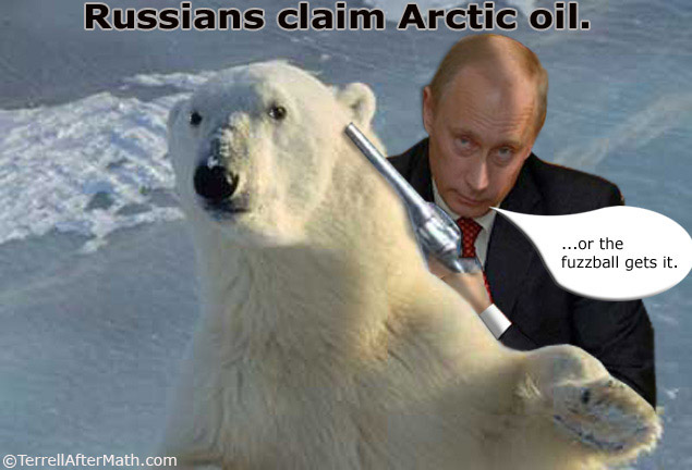 Russians Claim Arctic Oil SC Has Russia Sold Out Iran For a Stake in Israeli Gas?