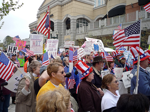 Tea Party SC The Gap Between Tea Party And Conservative Experts