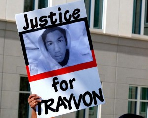 Trayvon Martin Protest 5 SC 300x240 The Lesson From The Trayvon Martin Shooting? Life Sucks