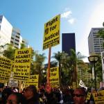 Trayvon Martin Protest 6 SC