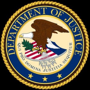 US Department Of Justice Seal SC 300x300 Floridas Scott to Challenge DOJ