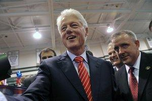 Bill Clinton SC Bill Clintons Glamorous Fundraiser Called Worst Party Ever