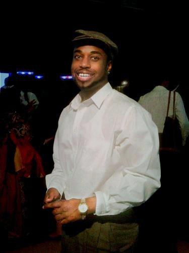 Black Man SC
