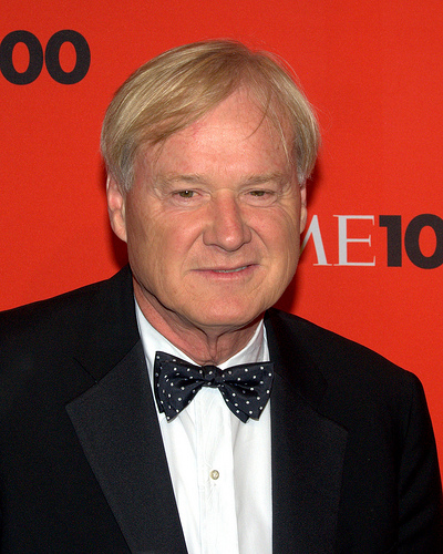 Chris Matthews SC Matthews claims Romney supporters fueled by racial hatred of Obama
