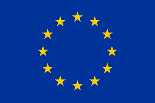 European Union flag SC