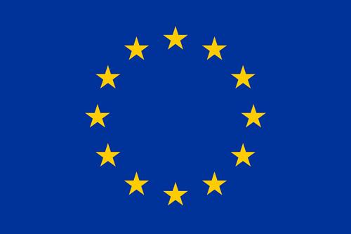 European Union flag SC