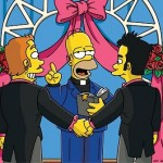 Gay Marriage Homer Simpson SC