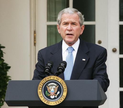 George W Bush SC