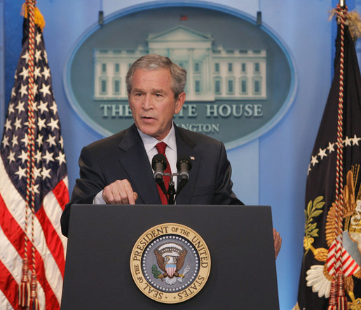 George W. Bush SC Without Bush, media lose interest in war caskets