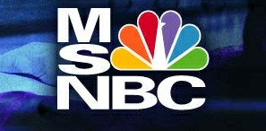MSNBC logo SC MSNBC Makes Zero Mentions Of Martin Case After Pro Zimmerman Evidence Surfaces