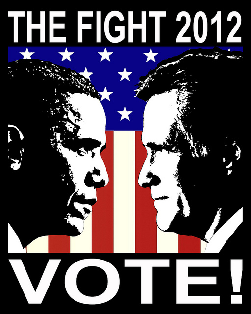 Obama Romney SC Im Simply Not Scared About the Election