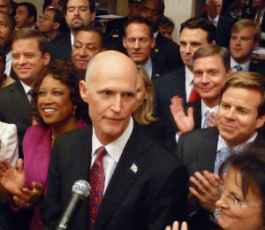 Rick Scott SC 300x260 If Obama is ousted in November, thank Florida Governor Scott
