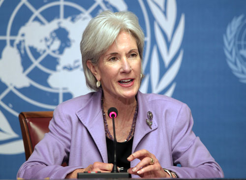 Sebelius SC Obama Moving Full Steam Ahead With Individual Mandate
